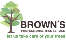 Brown's Professional Tree Services